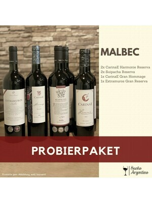 Probierpaket Malbec