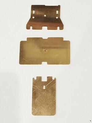 Mini T Brass Weight Kit