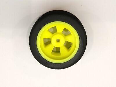 Mini T 2.0 Foams - Kragars - Yellow