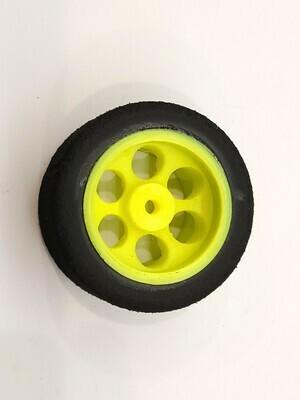 Mini T 2.0 Foams - Six Shooters - Yellow