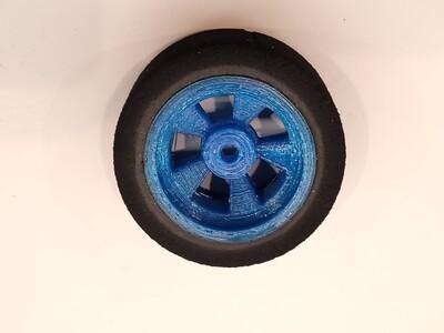 Mini T 2.0 Foams - Kragars - Blue