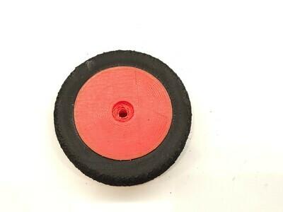 Mini B Foams - Dish - Red