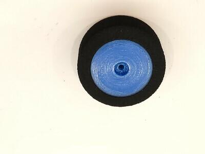 Mini B Foams - Dish - Blue