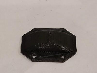 LC 12b Center Gear Cover