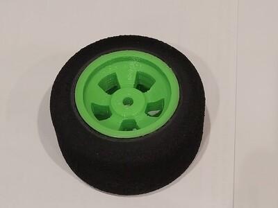 Mini T2.0  Foams - Kragars - Green