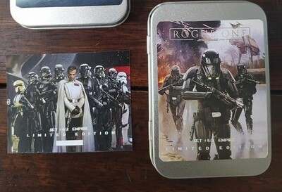 Rogue One - Empire. Over 200 miniatures