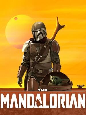 Mandalorian. Over 300 miniatures