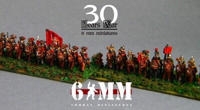 KICKSTARTER. Cavalry of the 30 Years War