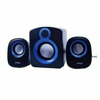 Jedel Compact 2.1 Desktop Speakers