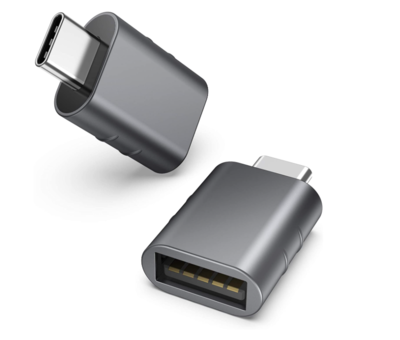 USB A To USB C Adapter (1 Only)