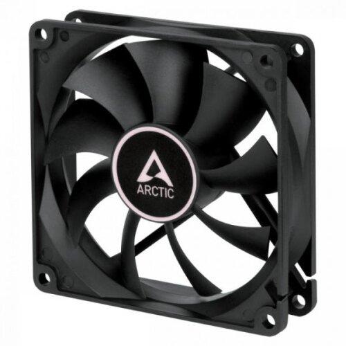 Arctic F9 9.2cm Case Fan, Black, 9 Blades