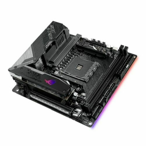 Asus ROG STRIX X570-I GAMING, AMD X570, AM4