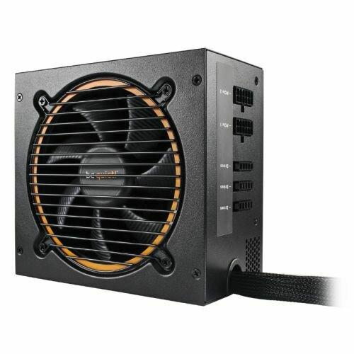 Be Quiet! 500W Pure Power 11 CM PSU, Semi-Modular, Rifle Bearing Fan, 80+ Gold, Cont. Power