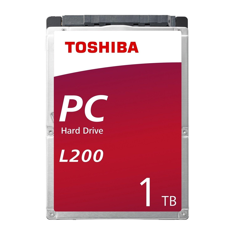Toshiba L200 HDWL110UZSVA 1TB SATA IIl 5400RPM 2.5 Inch 7mm Internal Hard Drive
