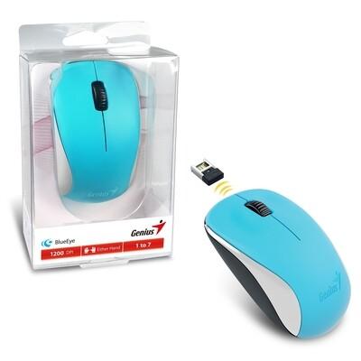 Genius NX-7000 Wireless Blue Mouse