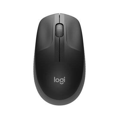 Logitech M190 Wireless Charcoal Mouse