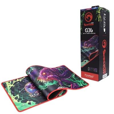 Marvo Scorpion G36 Scorpion Logo XL Gaming Mouse Surface
