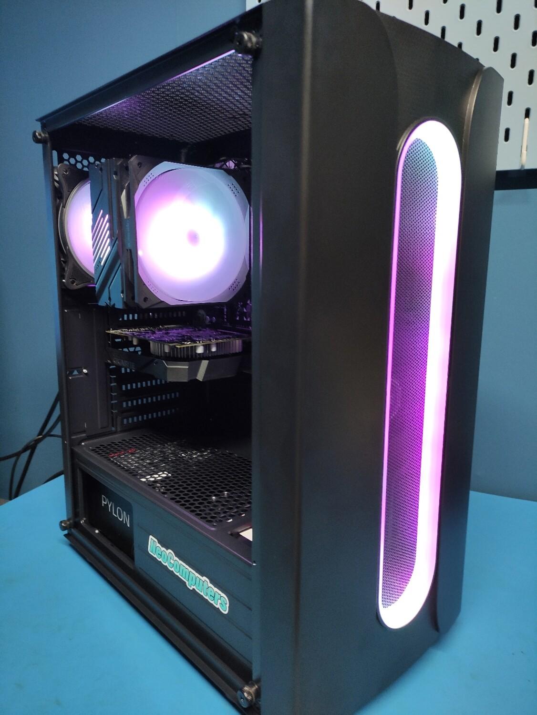Prebuilt Ryzen 5 Gaming PC