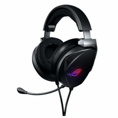 Asus ROG Theta 7.1 RGB Gaming Headset, 40mm Drivers, ESS Quad-drivers, Noise Cancellation