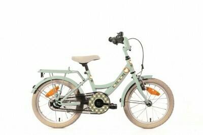 Bike Fun 16 Lots of Love licht Groen
