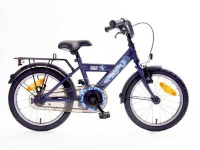 Bike Fun 16 Camouflage Blauw