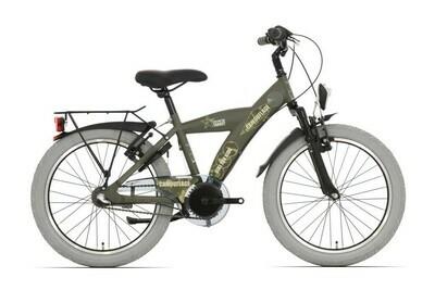 Bike Fun 20 Fiets Camouflage 3 versnelling
