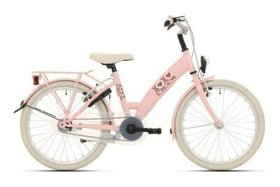 Bike Fun 20 Lots of Love Roze