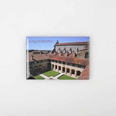 Magnet Abbaye de Saint-Sever