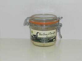 Foie gras d'oie entier - 130 grs - Ferme Gardelly
