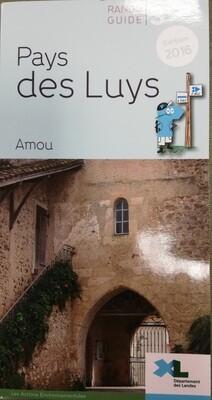Guide de randonnées Pays d'Amou N°3