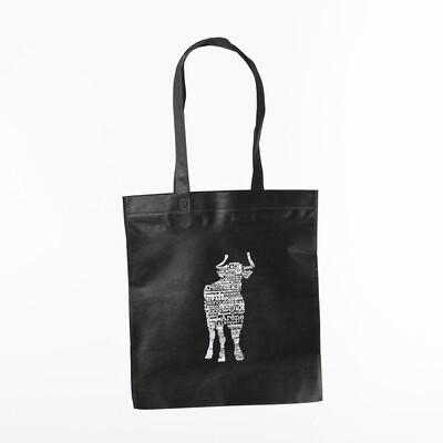 Tote bag thème course landaise