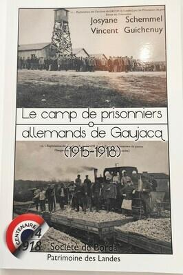 Livre Camp des Prisonniers de Gaujacq