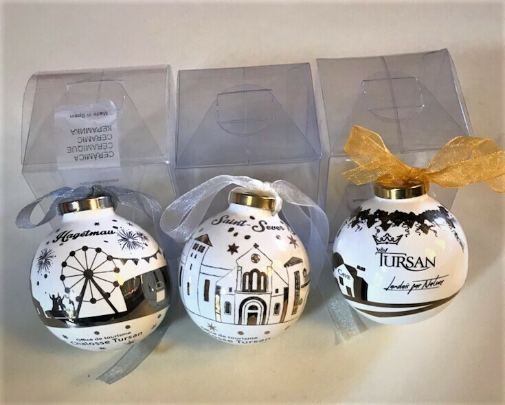 Trio Boule de Noël