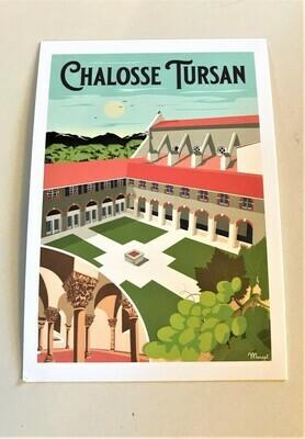 Carte postale ChalosseTursan