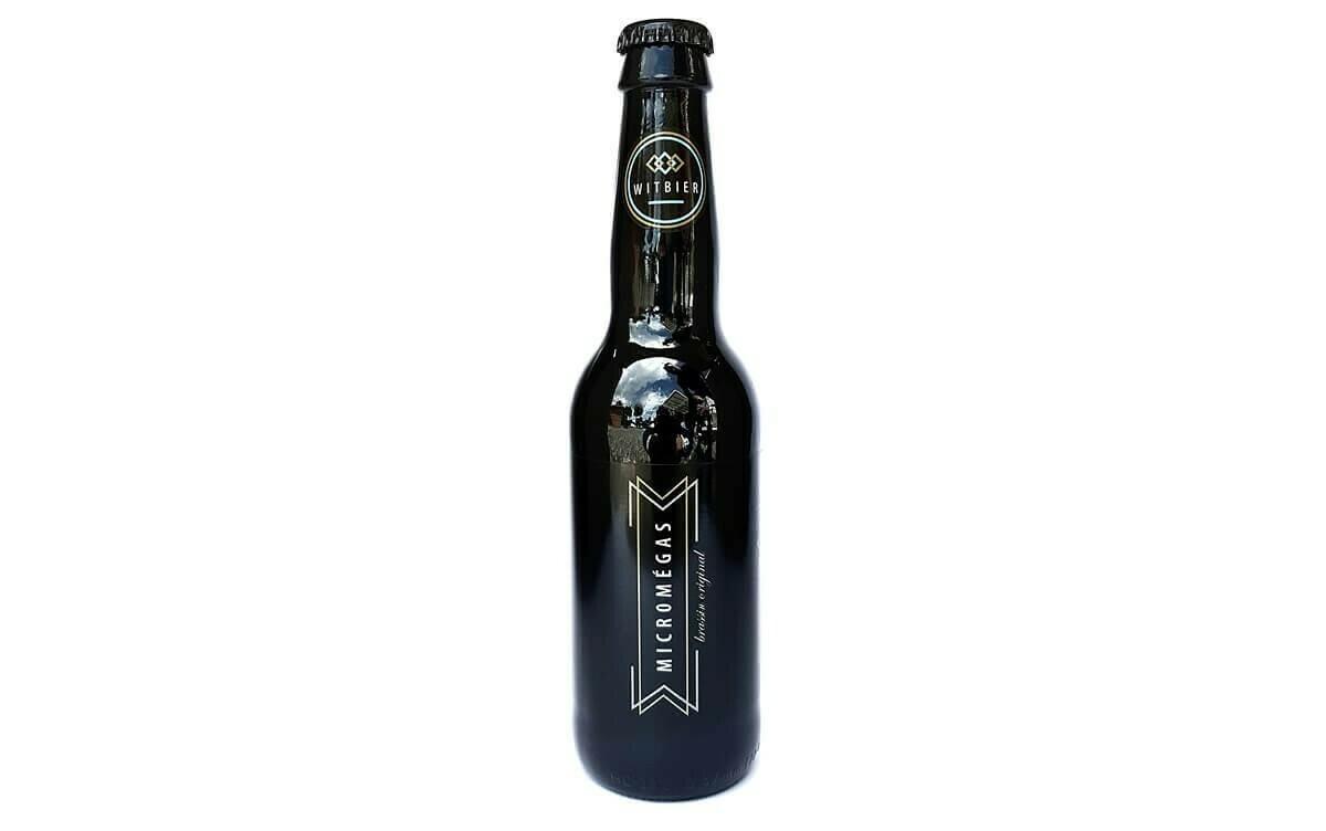 Bière Micromégas -WITBIER - 33 cl