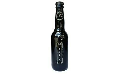 Bière Micromégas Irish stout - 33 cl