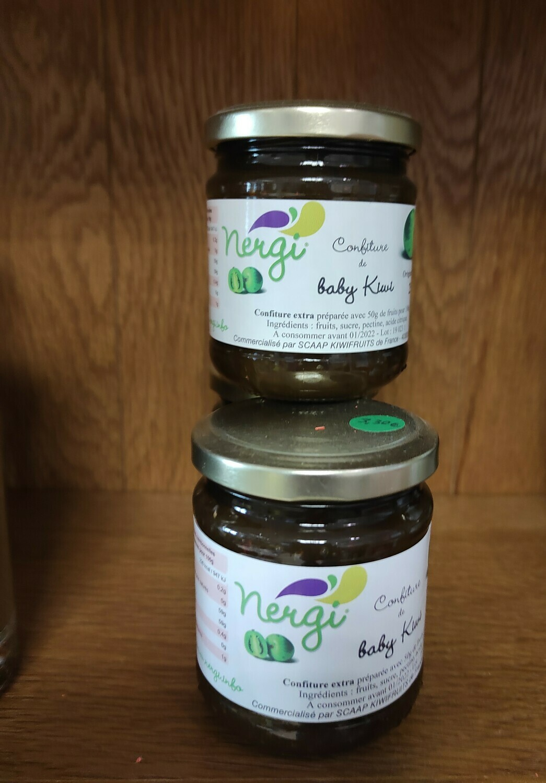 Confiture baby kiwi
