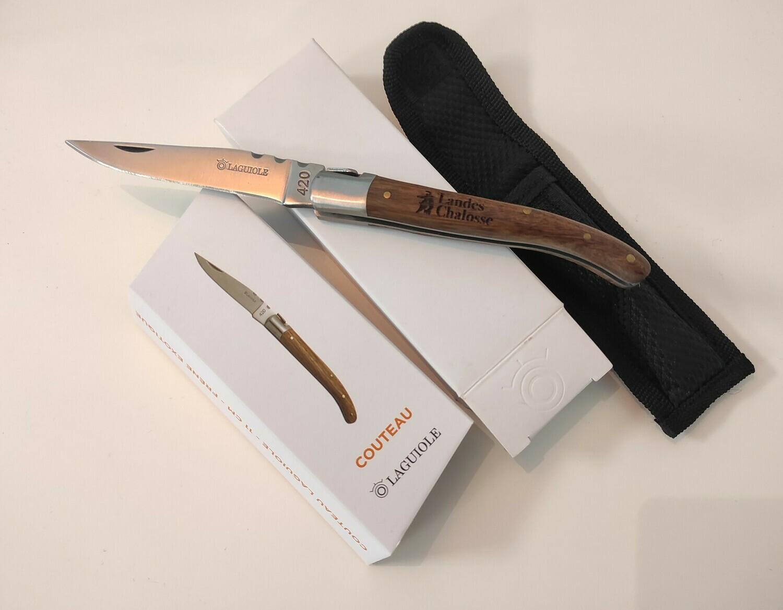 Couteau style Laguiole Landes Chalosse