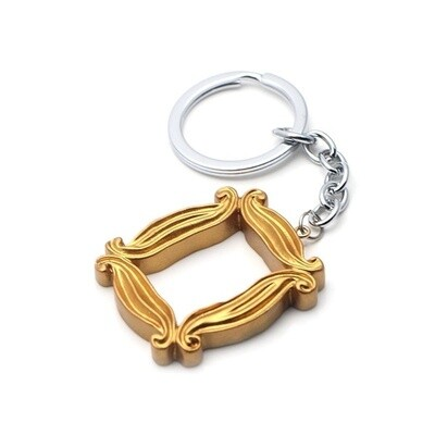 FRIENDS PICTURE FRAME KEY-RING