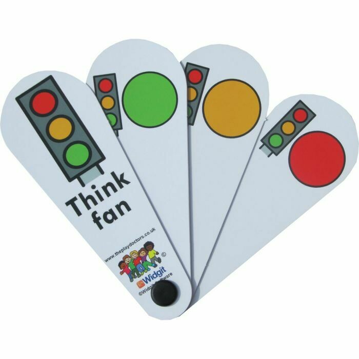 Traffic Light Communication Fan