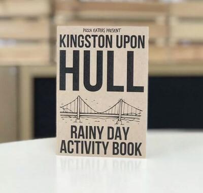 Hull Rainy Day Activity Book
