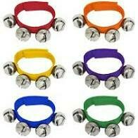 Wrist Bells (Pack of 2)