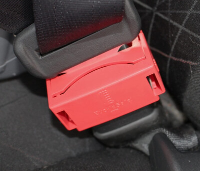 BUCKLESAFE!™ Car Seat Belt Guard