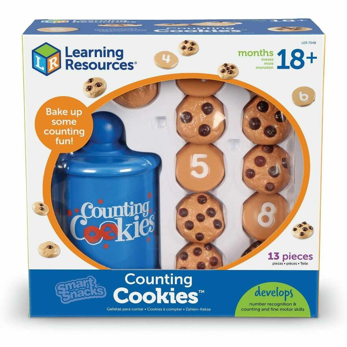 Smart Snacks® Counting Cookies™