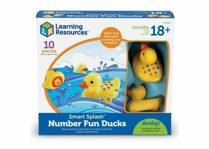Smart Splash® Number Fun Ducks