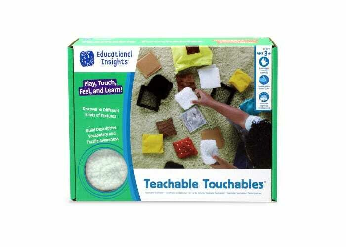 Teachable Touchables™ Texture Squares