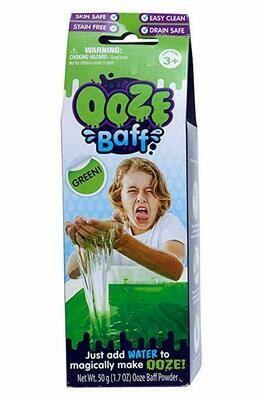 Ooze Baff!™ - Sensory Slime Bath-time Fun!
