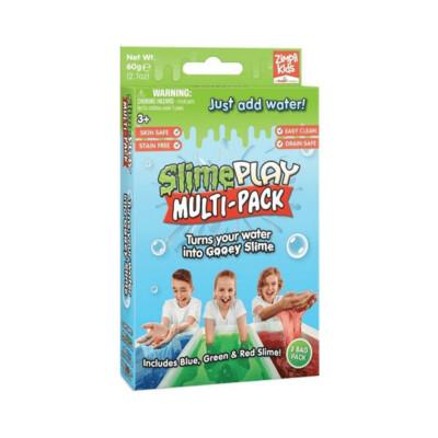 Slime Play™ Multi Pack (3 colours)- Sensory Slime Fun!