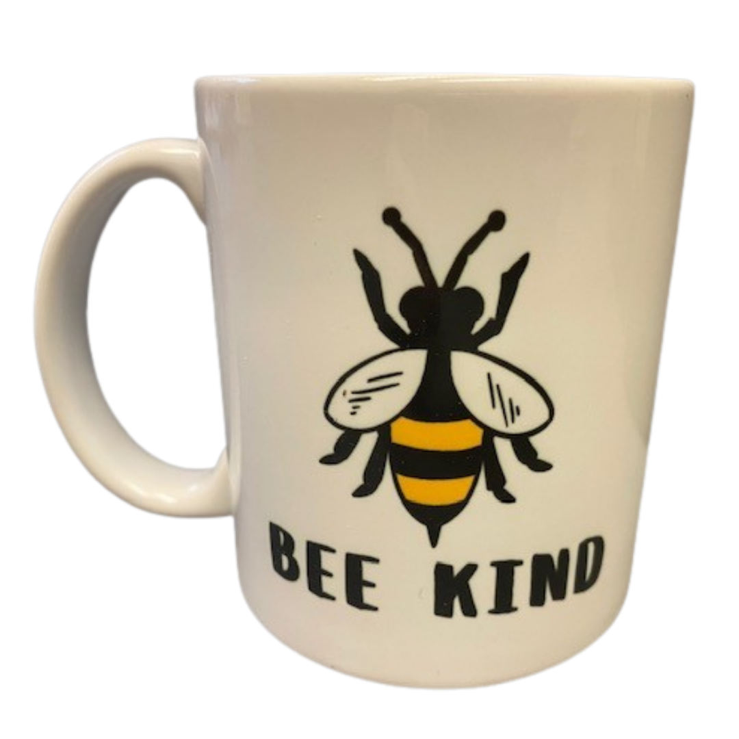 'Bee Kind' Positivity Mug
