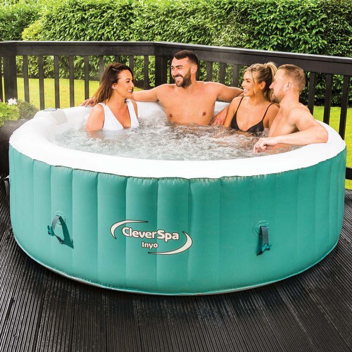 WIN an Inyo CleverSpa® Hot Tub